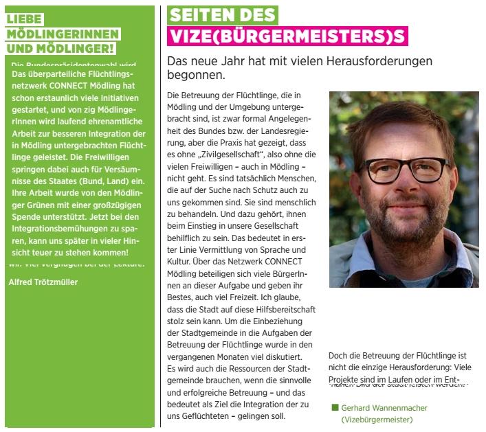 Gruene Stadt 1-2016 - Editorial & Vize