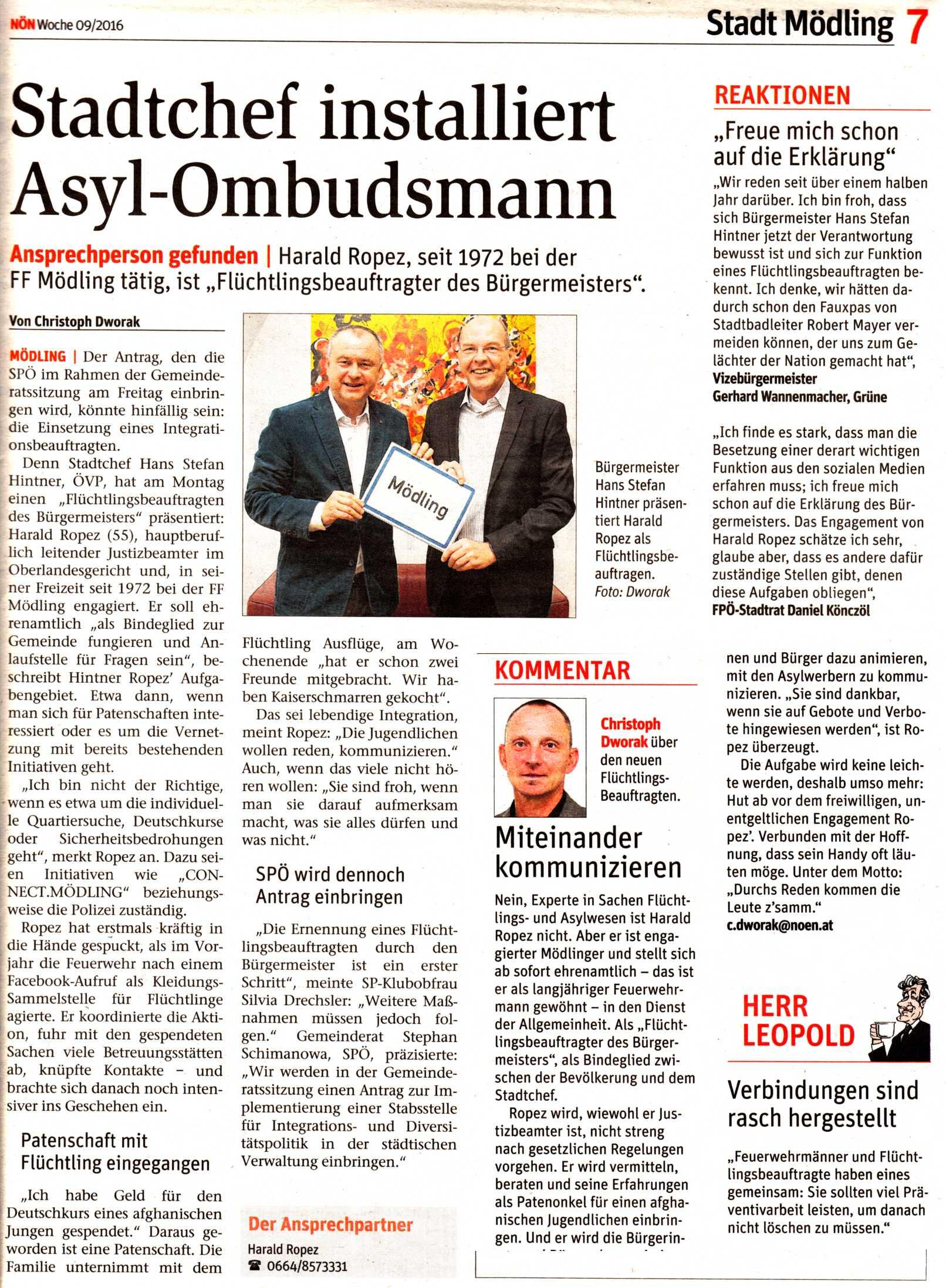 NOeN 09-2016 - Asyl-Ombudsmann